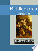 Middlemarch - George Eliot - Google Books